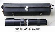 Lente 400 mm f6.3 & N D