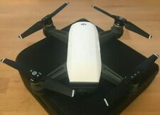 DJI Spark UAV / Camera drone, White - Excellent condition with case