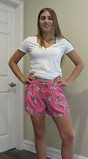 JUICY COUTURE Dogwood Floral Palazzo Shorts Size S New With Tag