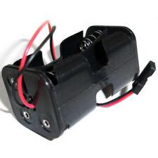 RC Car/Plane Model Receiver 4* AA Battery Case Box Compatible JR 3 Pin