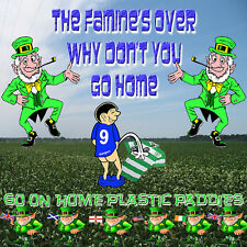 The Famine's Over - Why Don't You Go Home - LOYALIST/ULSTER/RANGERS/ CD*