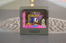 SONIC BLAST USA SEGA GAME GEAR COMBINED SHIPPING