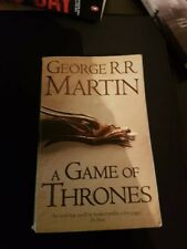 Game Of Thrones Book  1 George R.R. Martin USED