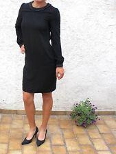 Hallhuber Damenkleider mit Rundhals-Ausschnitt aus Polyester