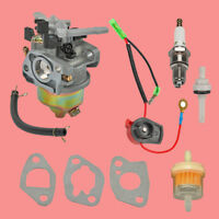 Fit Engine Motor HONDA GX160 GX200 GX180 GX140 5.5/6.5HP Carburetor Carb Kit