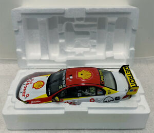 AUTHENTIC 1:18 FORD FGX FALCON DJR 2016 SUPERCARS BATHURST COULTHARD YOULDEN #12