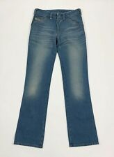 Diesel jeans roody donna usato W29 L34 tg 43 bootcut zampa denim boyfriend T6289