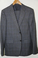 GUCCI GG Lining Two Button Suit Size 40 R