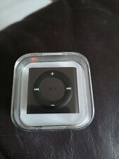 Apple iPod Shuffle 4th Generation 2GB Factory Sealed Never Opened space grey