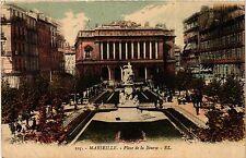 CPA MARSEILLE Place de la Bourse (404651)