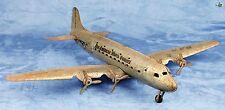 Original Marx 1950 Pan American World Airways NC2100 Vintage Tin Airplane Toy