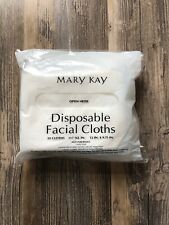 New & Sealed Mary Kay Disposable Facial Cloths Pack of 30 ~ Quick Shipping