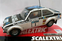 Ford Escort MKII Makinen Liddon Scalextric A10222S300