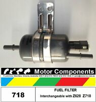 FUEL FILTER COMPATIBLE WITH Z628  Z718
