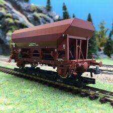 Wagon transport de trémie DR-HOe 1/87-ROCO 34574