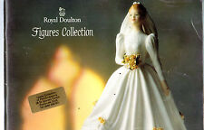 TRADE BROCHURE PROMOTING ROYAL DOULTON FIGURES COLLECTION -  PB No. 22 (1991)