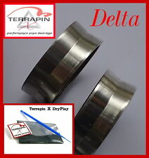 2 Terrapin X Delta 10 Ball DryPlay  YoYo Bearings - Size C and DryPlay lube...