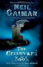 The Graveyard Book by Gaiman, Neil Hardback Book The Cheap Fast Free Post