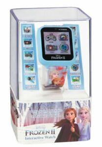 Disney Frozen 2 Interactive Games Kids Smart Watch