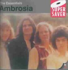 AMBROSIA - THE ESSENTIALS NEW CD