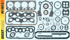 Chrysler 331 HEMI Full Engine Gasket Set/Kit BEST Head+Intake+Exhaust 1951-54