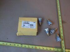 Parker TL-251-4MP Pneumatic Twist-Lock Quick Coupler 1/4 NPT Male (QTY 5)