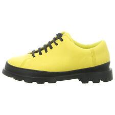 CAMPER Schuhe Schnürschuh BRUTUS K100245-017 yellow (gelb) NEU