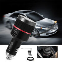 Car DAB + Digital Radio USB Adapter Receiver Tuner+FM Transmitter+Antenna 5V 6K