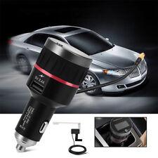 Car DAB + Digital Radio USB Adapter Receiver Tuner + FM Transmitter + Antenna RS