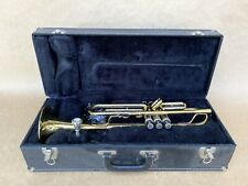 Besson 609 Vintage Trumpet W/ Hard Case & Blessing 5C Mouth Piece (FEW DENTS)