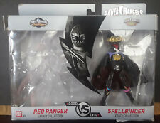 Power Rangers Dino Charge Spellbinder Legacy Collection Good vs Evil Bandai New