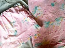 Laura Ashley Kids Childrens Pink Single Duvet Set Beautiful Unicorns