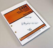 CASE 584C 585C 586C CONSTRUCTION KING FORK LIFT PARTS MANUAL CATALOG ASSEMBLY