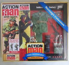 "MIB 2006 NOSTALGIC 40th ACTION MAN AMERICAN GREEN BERET SET W/ 12"" ACTION FIGURE"