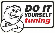 DO IT YOIRSELF TUNING Decal Vinyl JDM RACING DRIFT car sticker -  #J-24