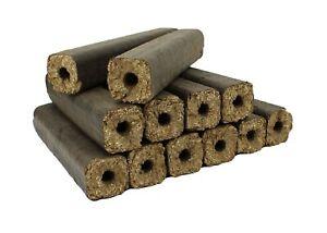 1 Palette Holzbriketts PINI & KAY 33cm 100%Eiche 96x10kg 960kg inkl. Lieferung !