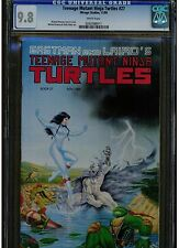 TEENAGE MUTANT NINJA TURTLES #27 CGC 9.8 MINT WHITE PAGES 1989 SCARCER TO FIND
