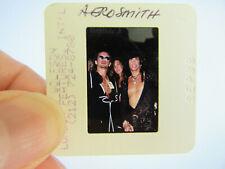 More details for original press promo slide negative - aerosmith - 1988 - f
