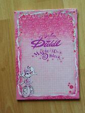Diddl Block Notizblock A5 Nr.303 Diddlina Ballerina - Magic 3D Block  - Neu &OVP