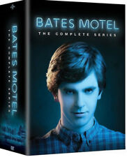 Bates Motel: The Complete Series (DVD, 2017, 15-Disc Set) Includes all 5 seasons