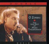 MIKIS THEODORAKIS - BEST OF,VERY 2 CD NEU