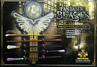 FANTASTIC BEASTS AND WHERE TO FIND THEM WAND COLLECTION THE NOBLE COLLECTION