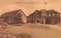 The Pingry School, Elizabeth, New Jersey, Early Postcard, Unused