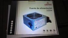 FUENTE ALIMENTACION ATX LEOTEC 500 W