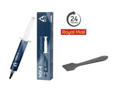 More details for arctic cooling mx-4 thermal compound paste 2021 cpu gpu no silver 4g + spudger