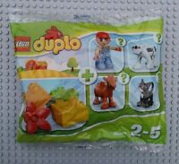 LEGO 30067 DUPLO FARM POLYBAG ~ COW ~ BRAND NEW!
