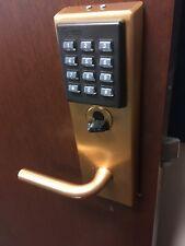 Best Stanley Security Solutions Mortise Keypad Lock