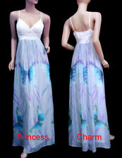 Chiffon Hand-wash Only Floral Clothing for Women
