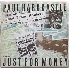 PAUL HARDCASTLE  Just for money LP VINYL ITALY 1985 MAXI 12