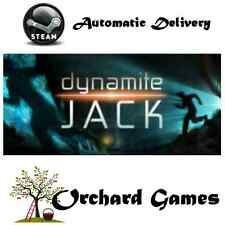 Dynamite Jack  : PC MAC LNUX :  Steam Digital Download : Automatic Delivery